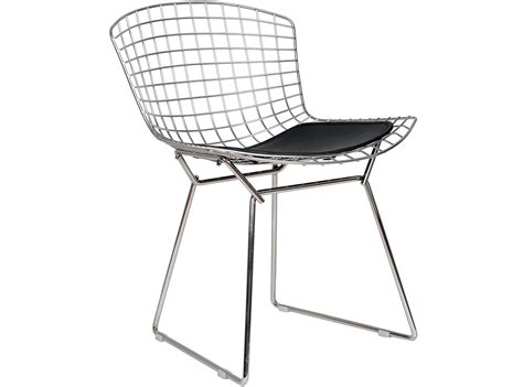 Harry Bertoia Replica Wire Side Bertoia Wire Side Chair Deluxe Replica