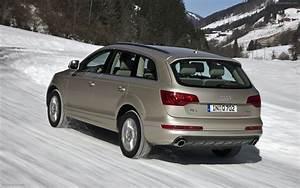 Audi Q7 2011 Widescreen Exotic Car Photo #05 of 35