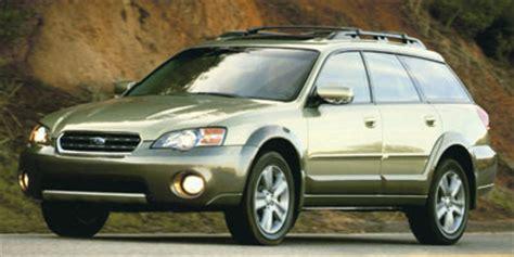 2004 Subaru Outback Reviews