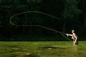 Fly Fishing The Columbia