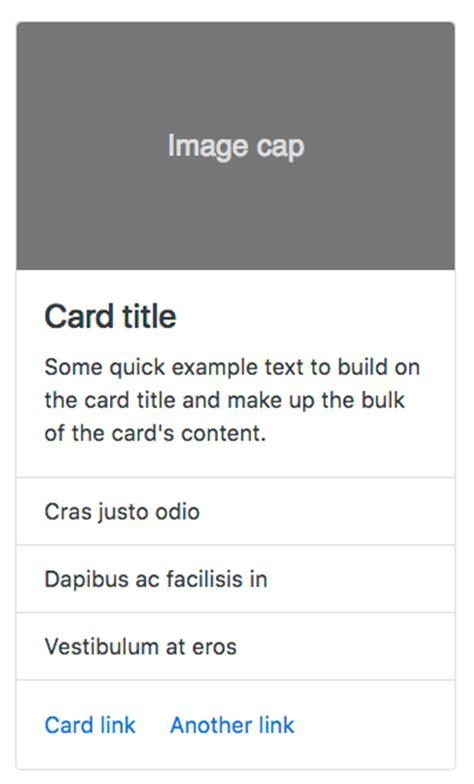bootstrap  css classes list  descriptions