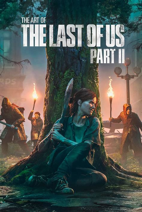 The Last of Us Part 2 Poster - My Hot Posters