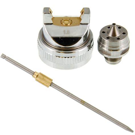 18 Needle,nozzle, Air Cap Set For The G6600 Series Spray Gun