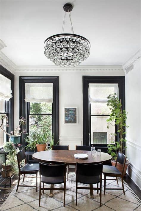 cuisine avec table à manger la plus originale table de cuisine ronde en 56 photos