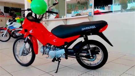 Honda Pop 100 2015 Preço Especificação técnica Brasil ...