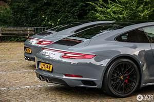 Porsche 991 Carrera 4S MkII 23 July 2016 Autogespot