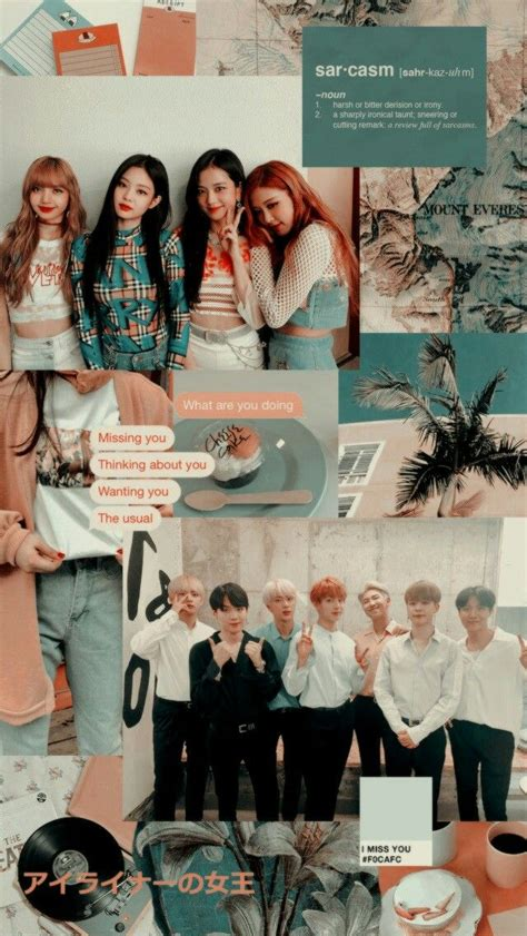 Sincerely praying for blackpink and bts to have interactions at mama. Bts x BlackPink Jin, Suga, J-Hope, RM, Jimin, V y Jungkook ...