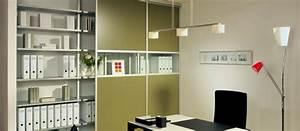 Kleine Räume Gestalten : b ro r ume mit schiebet r schranksystemen gestalten ~ Michelbontemps.com Haus und Dekorationen