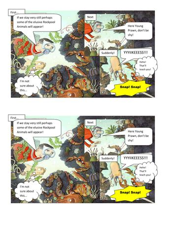traction comics and onomatopoeia by rosabellaangelica