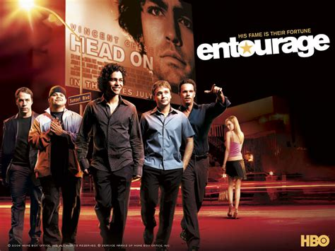 Rehaan: Entourage top 10 episodes