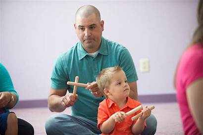 Son Babies Child Kindermusik Infants Classes Dad