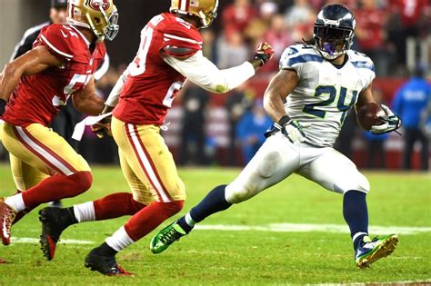 seahawks  ers score twitter reaction