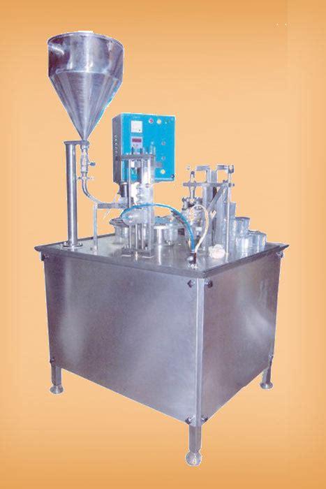 automatic cup filling sealing machine mumbai india