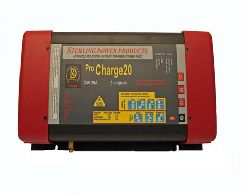 Marine Battery Charger 24 Volt by 24 Volt 20 Marine Battery Charger