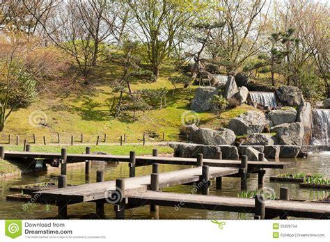 Japanischer Garten Vendee japanse tuin hasselt belgi 235 stock foto afbeelding