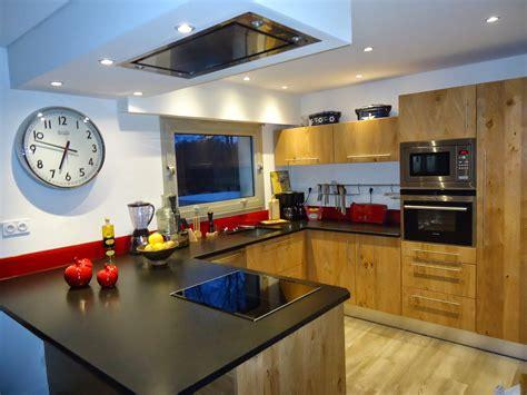 d馗oration pour cuisine michel le coz agencement décoration cuisine moderne bois