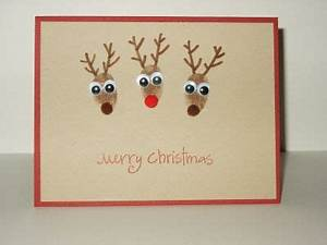 25 unique Homemade christmas cards ideas on Pinterest