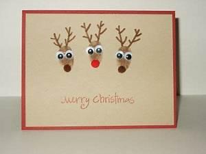 Best 25 Easy christmas cards ideas on Pinterest
