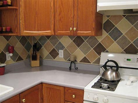 cheap diy kitchen backsplash diy cheap backsplash no tile kitchen