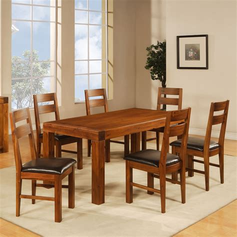 acacia dining table and chairs what is acacia wood veneer