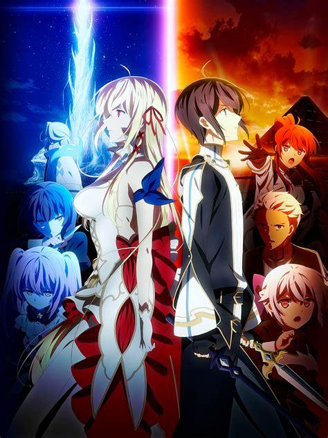 crusade   rise anime ganha novo trailer