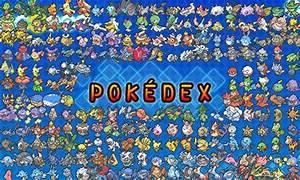 Pokémon Omega Ruby & Alpha Sapphire - Hoenn Pokédex