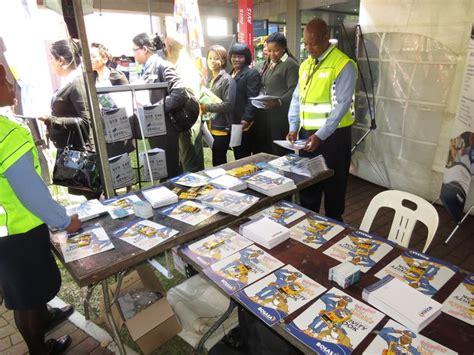 Bosasa Rms Exhibiting At The Security Awareness Campaign