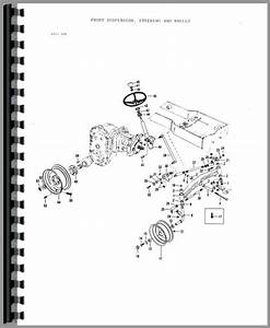 Massey Ferguson 1450 Lawn  U0026 Garden Tractor Parts Manual
