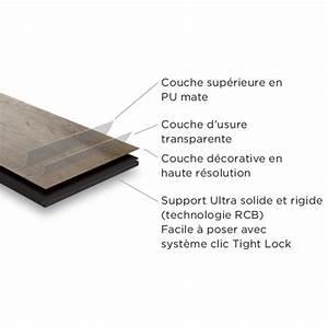 Lames Pvc Clipsables : lames pvc clipsables victoria black compatibles pi ces ~ Farleysfitness.com Idées de Décoration
