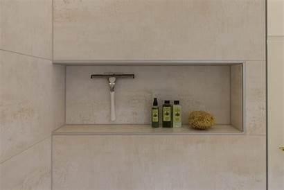 Nische Dusche Bad Duschbad Helles Referenz Nowak
