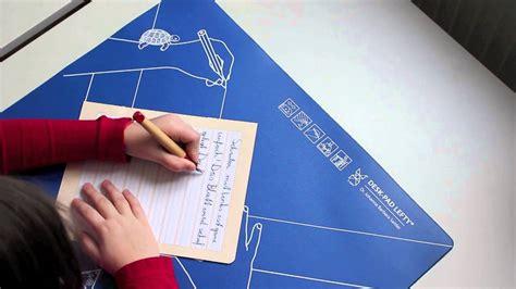 schreibhaltung fuer linkshaendige kinder writing posture