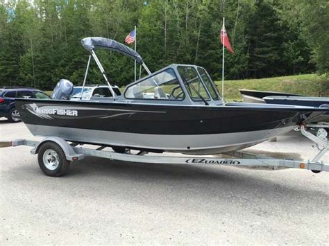Kingfisher Boats For Sale Ontario by Kingfisher Boats 1625 Falcon Xl 2017 New Boat For Sale In