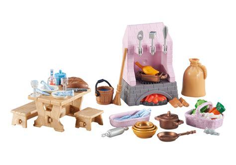 playmobil cuisine castle kitchen 6521 playmobil usa
