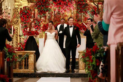 Olivia Pope Wears $4,500 Ann Barge Dress in Scandal 100 ...