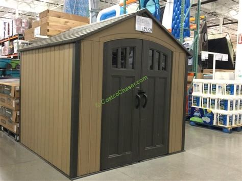 resin shed costco storage sheds at costco style pixelmari