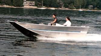 Pictures of How To Build Aluminum Boats