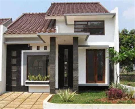 gambar rumah cantik modern gambarphoto