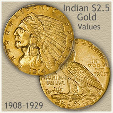 indian value indian 2 5 dollar gold coin values discover their worth today