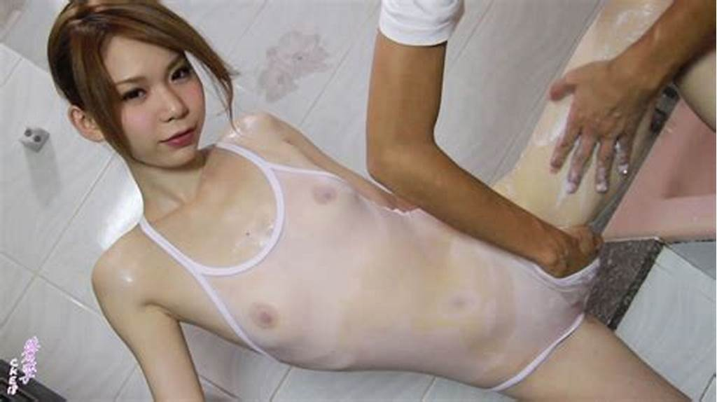 #When #Chakuero #Idol #Ryouko #Steps #Into #The #Shower #Wearing #An
