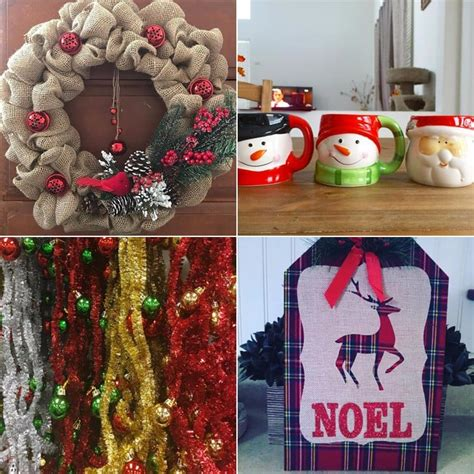 dollar store christmas decorations popsugar smart living