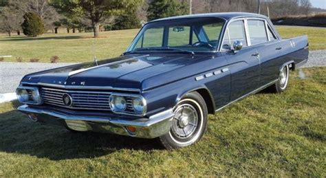 1963 Buick Electra 225 4 Door Sedan