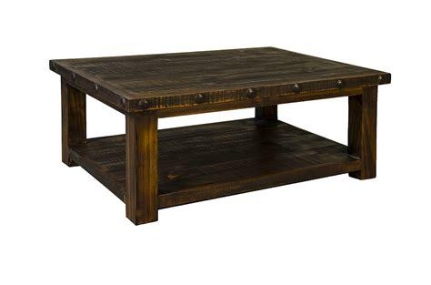 Rustic Coffee Table, Rustic Pine Coffee Table, Pine Wood