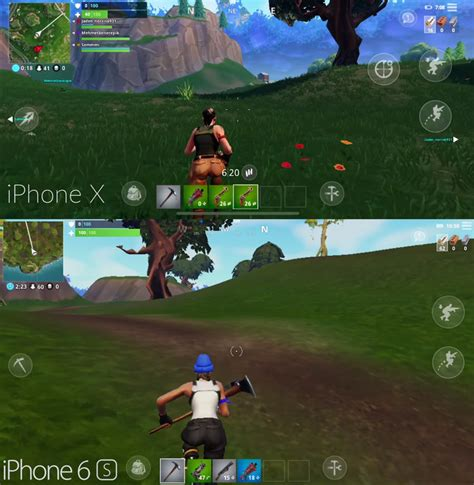 fortnite mobile  android min requirements released