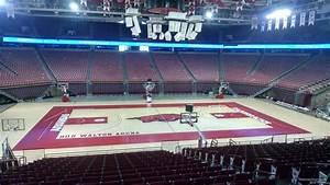 Bud Walton Arena Section 101
