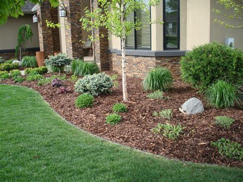 Red Kitchen Decorating Ideas - learn the good ideas to apply best mulch for landscaping homesfeed