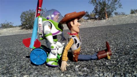 Toy Story Reenacment Rocket Power