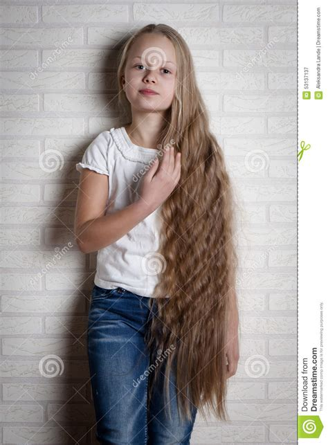Sexy Long Haired Girls
