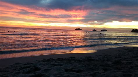 Sunset in Lonely Beach, Thailand by Vishal Shashikumar ...