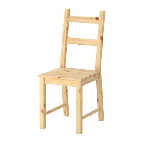 chaise en bois ikea ivar chaise ikea