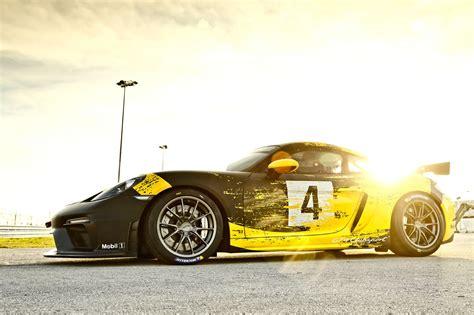Used porsche cayman gt4 cars for sale. Porsche reveals 718 Cayman GT4 Clubsport   The Car Magazine